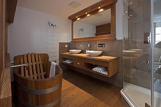 Один из вариантов оформления комнаты