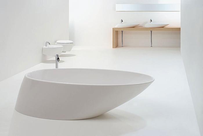 Ванна может быть нестандартной формы