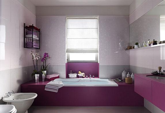 """Пример удачного сочетания нескольких цветов и стиля """"минимализм"""""""