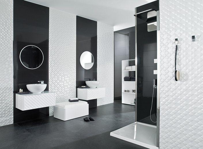 Современные и стильные коллекции плитки от итальянских производителей украсят любую комнату