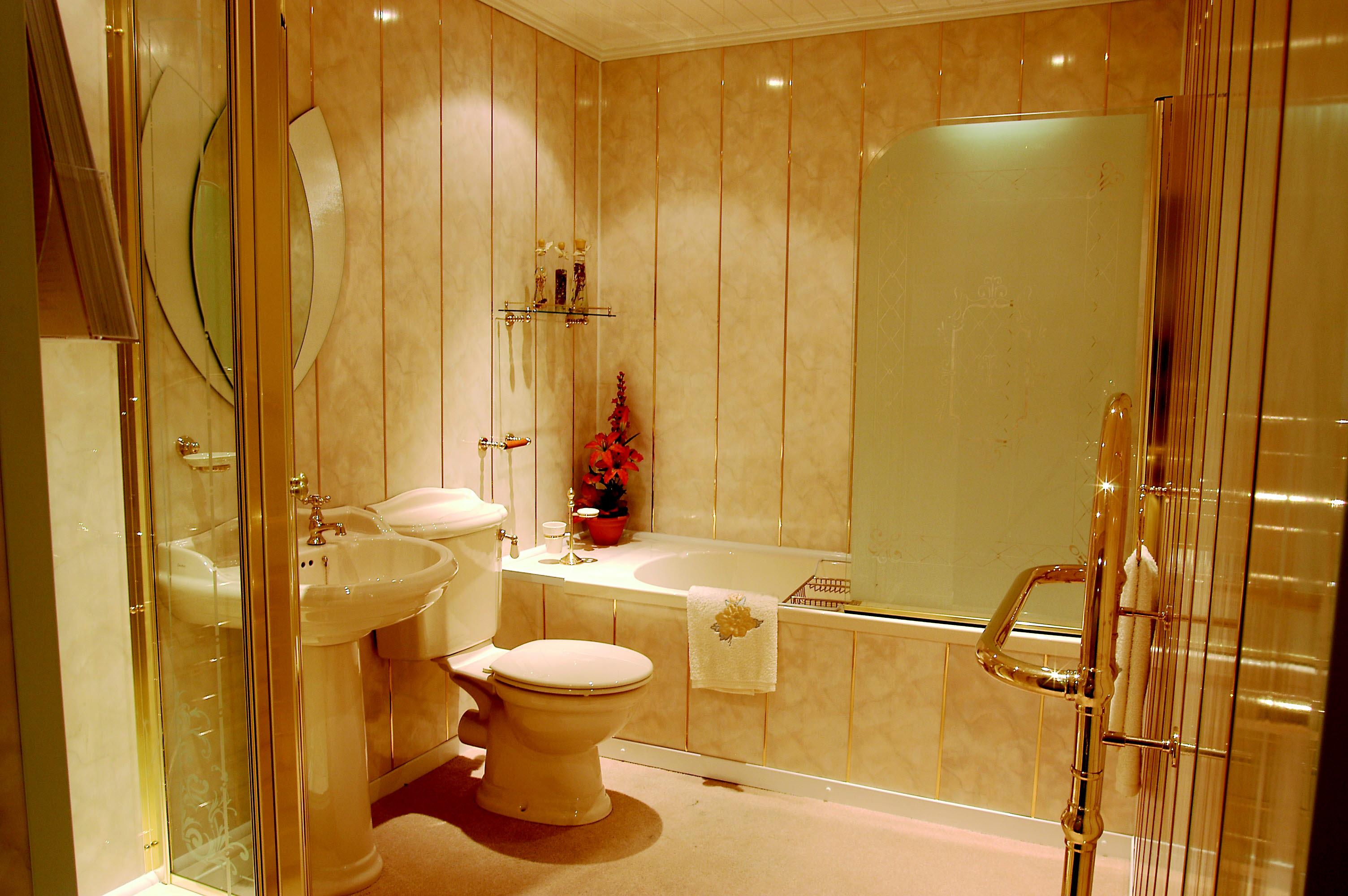 Использование для отделки комнаты панели не только красиво, и вместе с тем практично и удобно