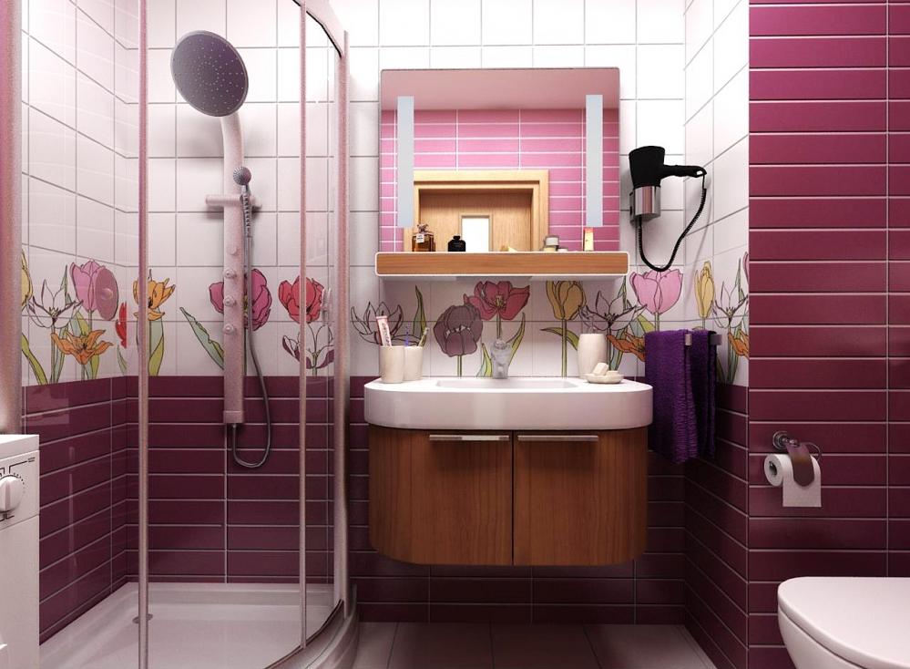 Продумать интерьер ванной комнаты очень важно, ведь ее атмосфера помогает нам проснуться утром и расслабиться вечером