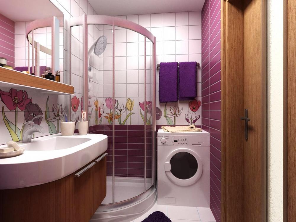 Коллекция плитки от производителя идеально подойдет для оформления ванной
