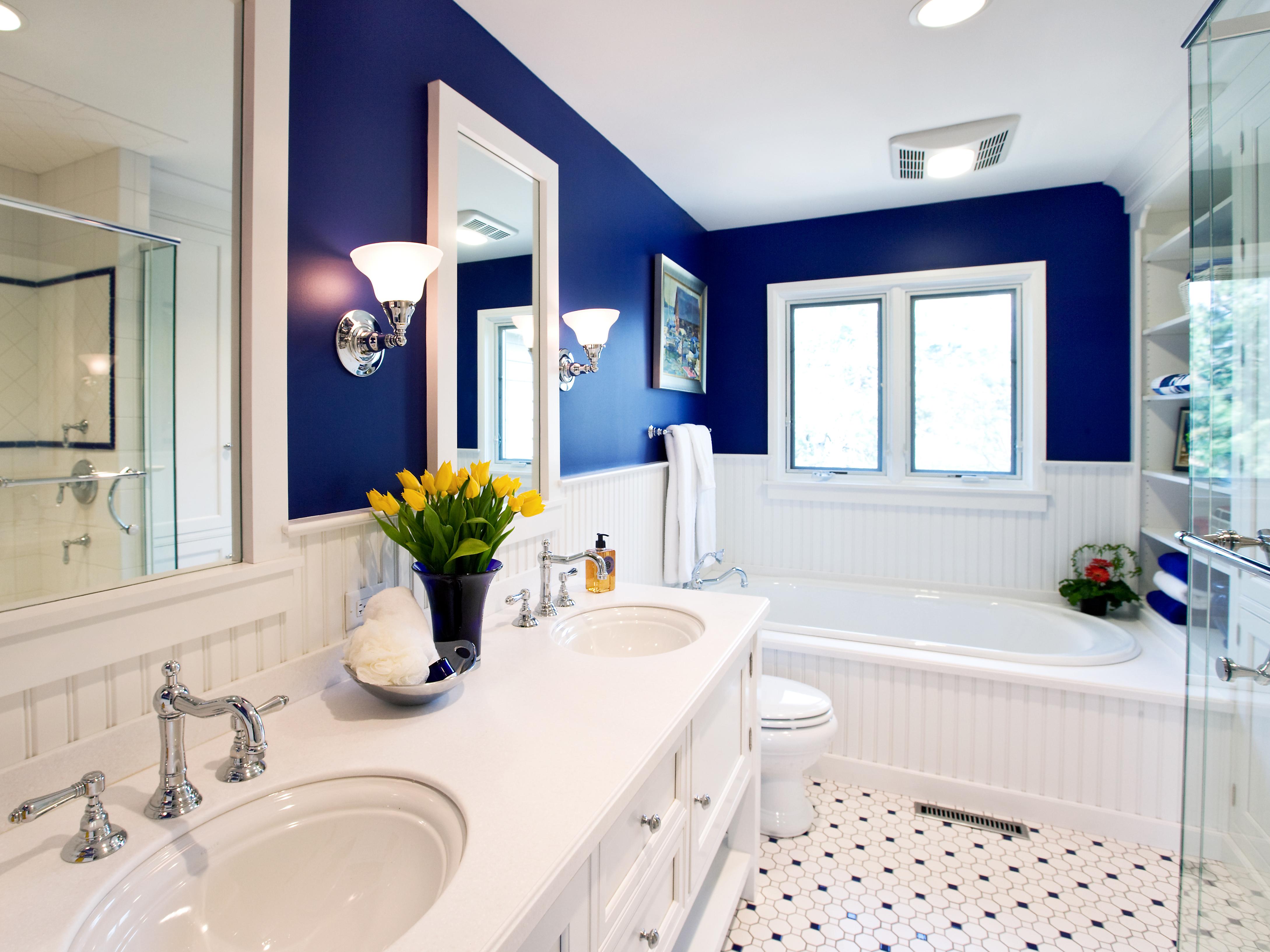 Интерьеры дизайны ванных комнат