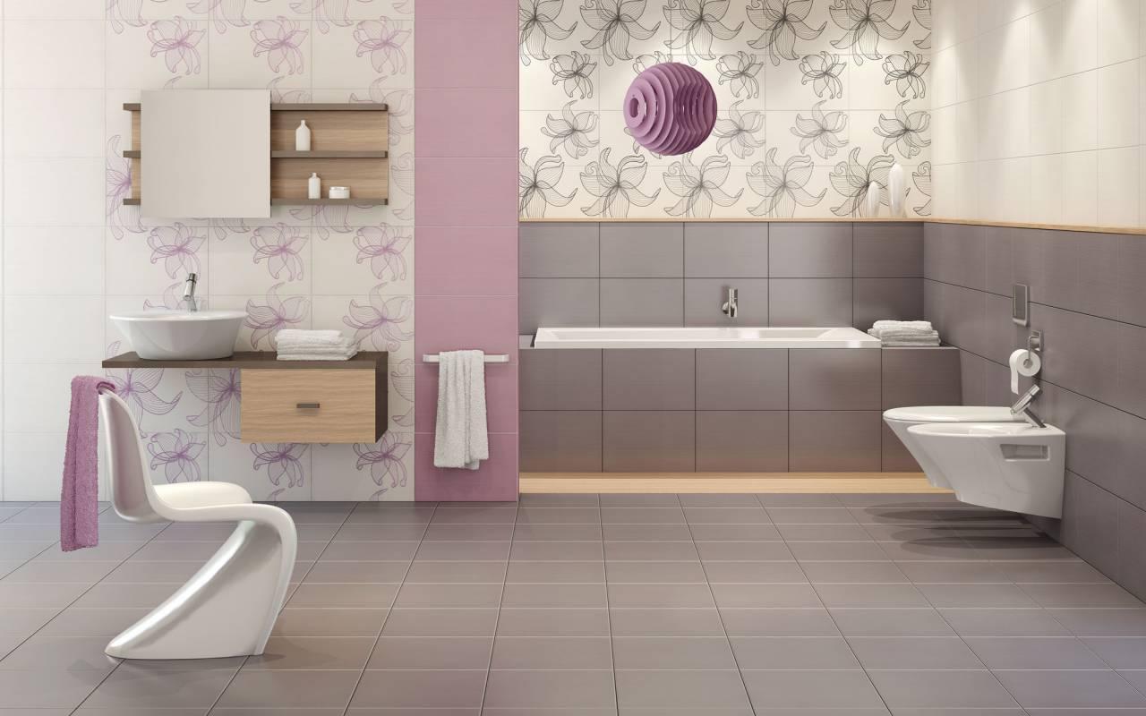 Сочетание двух правильно подобранных цветов в интерьере подарят хозяевам не только красивую, и вместе с тем комфортную для отдыха комнату