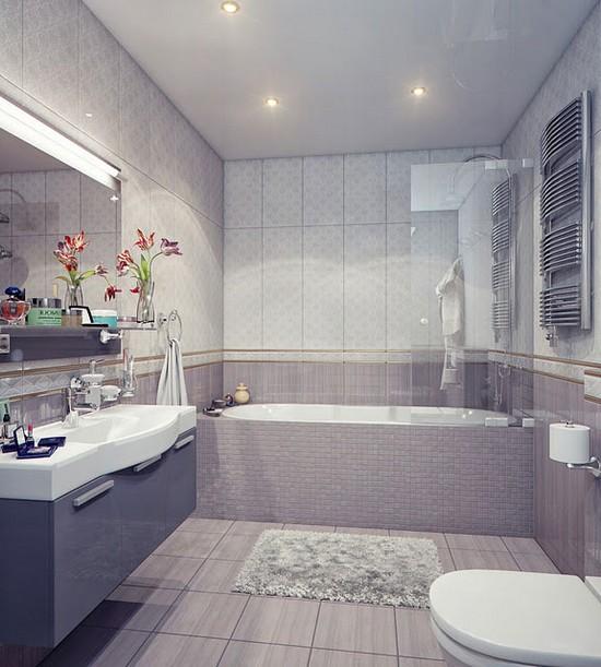 плитка ванна дизайн фото