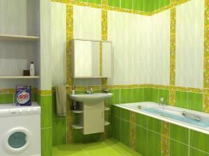 Грамотная перепланировка позволит не только увеличить пространство, но и разместить необходимую сантехнику и мебель
