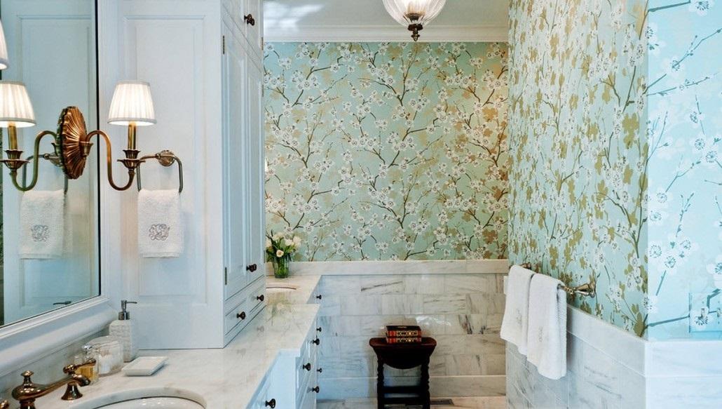 Выбирая материалы для отделки ванной, важно, чтобы они отвечали главному требованию, были влагостойкими