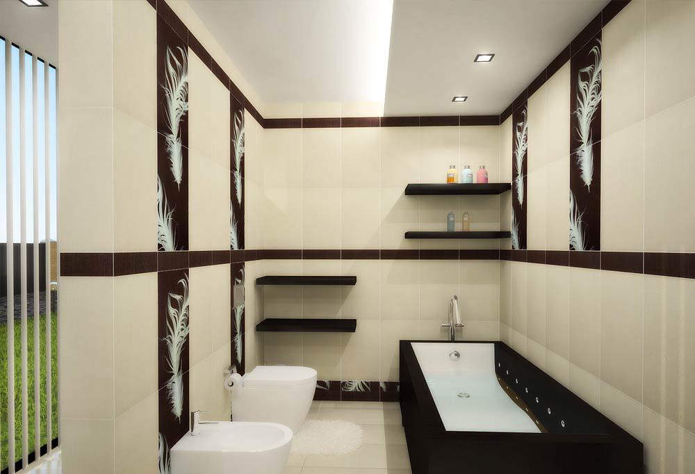 Оформление комнаты в японском стиле будет благотворно влиять на хозяев квартиры
