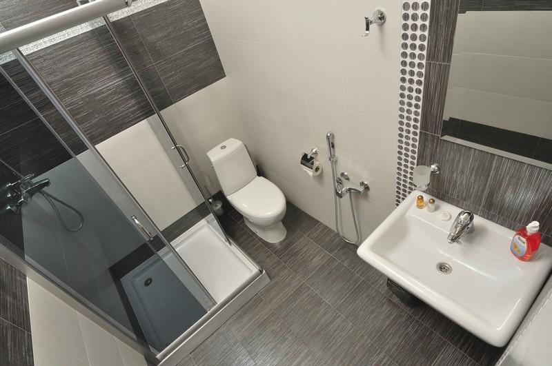 Дизайн ванных комнат 4 м кв с душевым уголком
