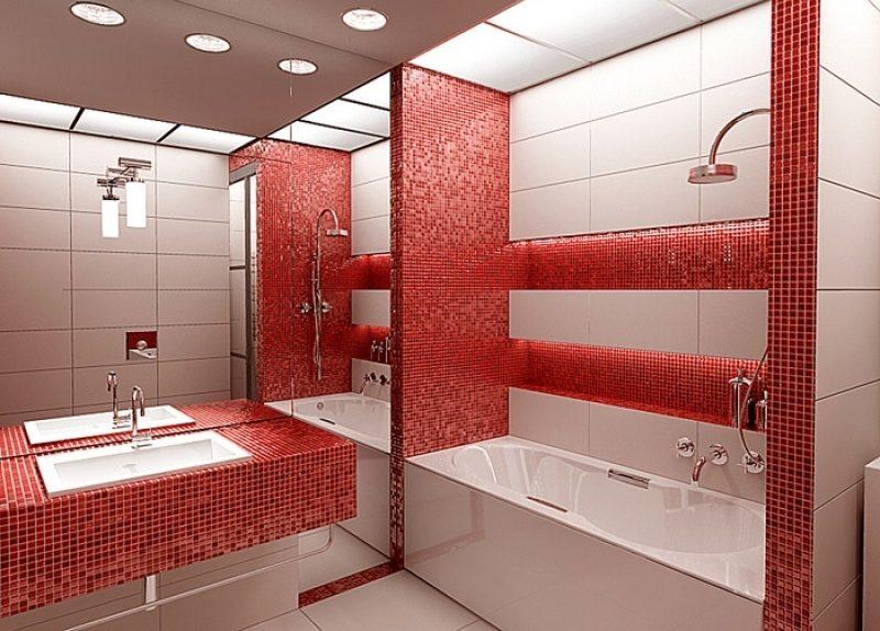 Дизайнерские хитрости, такие как использование зеркал и отделки светлых тонов, позволит увеличить пространство