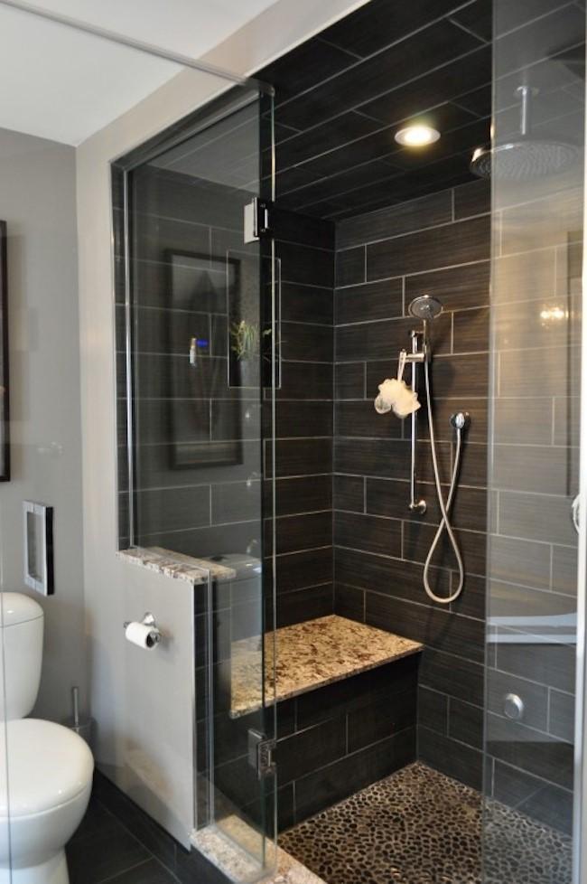 Фото ванных комнат с душевыми кабинами дизайн