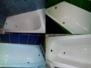 Доверяя реставрацию изделия специалисту, Вы получите качественный результат и экономию на ремонте ванной комнаты