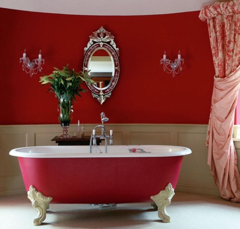 """Отделка из золота и цвет """"шампань"""" хорошие компаньоны красному"""