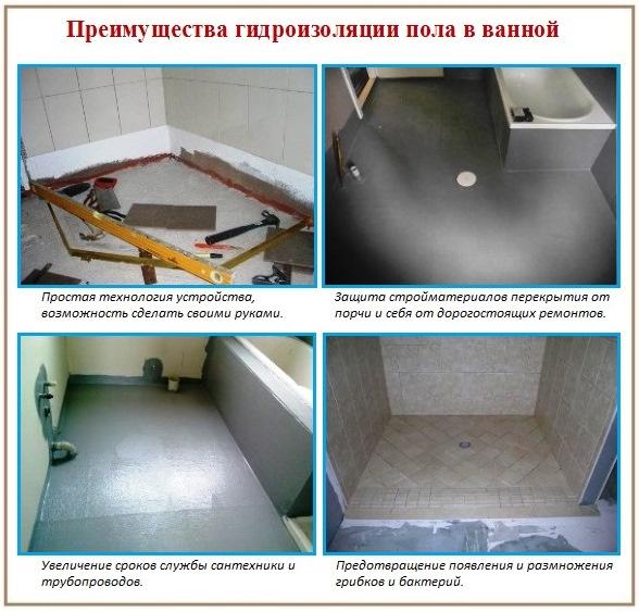 Обзор материалов и общие требования к полу