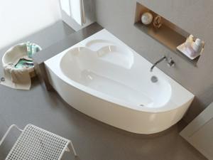 Благодаря своим свойствам акриловые ванны могут быть разных форм и размеров, обеспечивая покупателю выбрать идеальный вариант