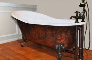 Выбирая ванну одним из вопросов является материал, из которого будет она сделана