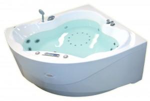Принимая регулярно ванны с гидромассажем, можно поправить здоровье и расслабиться после трудового дня