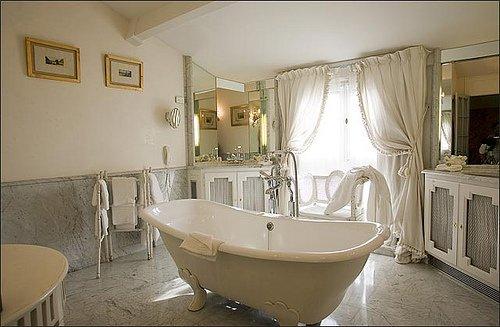 Выбор декора для ванной комнаты