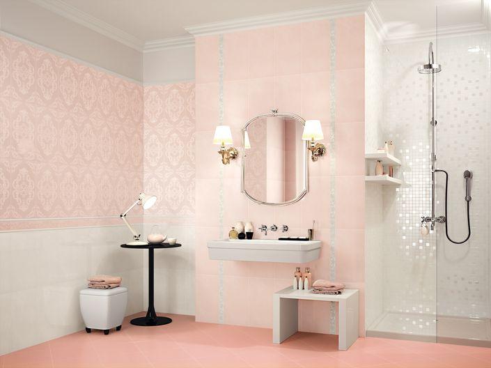 Готовые коллекции плитки от производителя помогут создать оригинальный и стильный интерьер