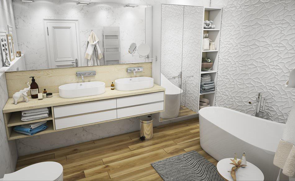 Дизайн ванной 10 кв