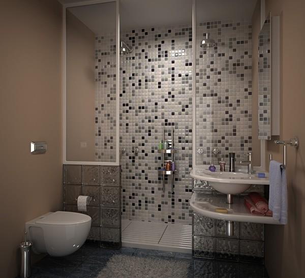 Еще до начала ремонта маленькой комнаты стоит решить чему отдать предпочтение: ванной или душевой кабине