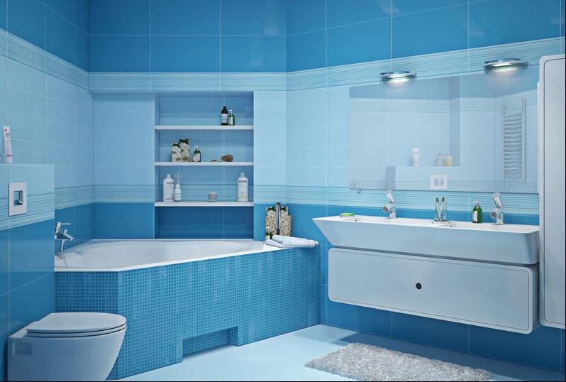 Совмещенный санузел может увеличить пространство комнаты и найти дополнительные метры