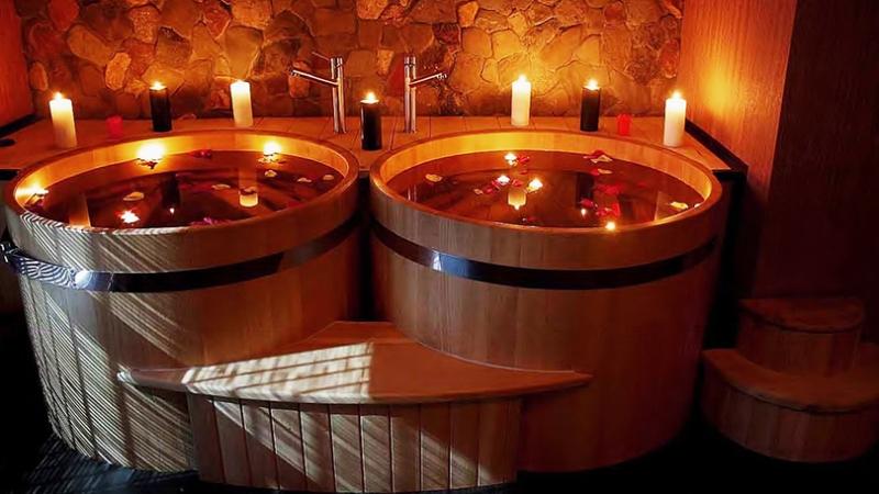 Японская баня весьма полезна для укрепления здоровья
