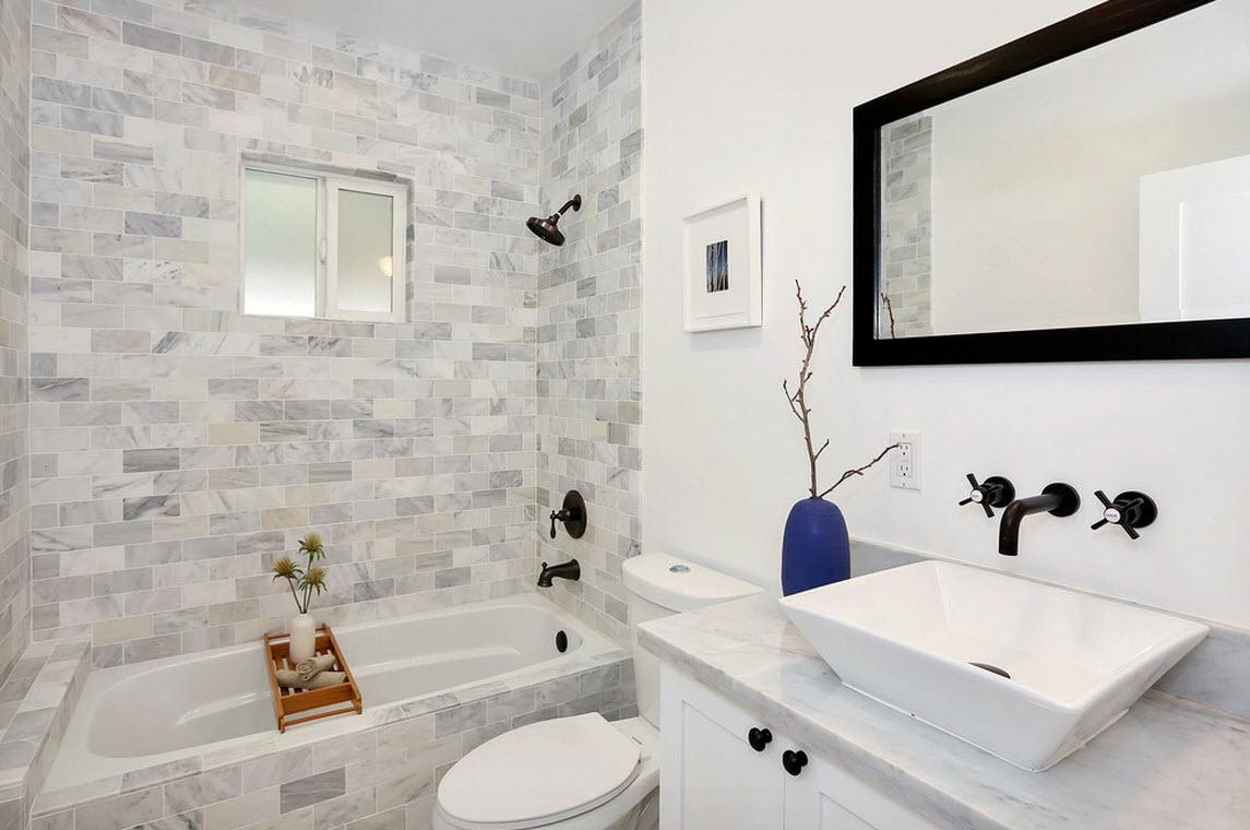 Светлые оттенки как для стен, так и для потолка придадут комнате дополнительное пространство