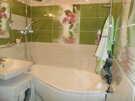 Ремонт ванных комнат в хрущевке