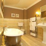 Совмещенный санузел с ванной: дизайн, фото идей