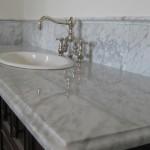 Carrara countertop