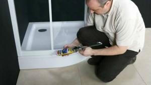После герметизации швов, необходимо проверить на качество выполненной работы