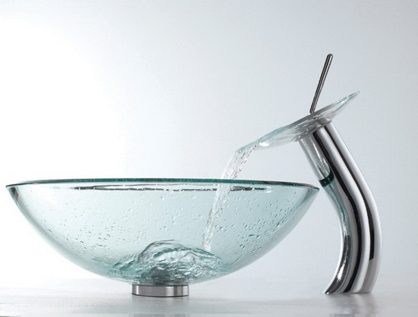 Плюсы и минусы стеклянных раковин - вопрос, которому необходимо уделить особое внимание