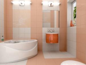 Дизайнер поможет создать неповторимый и стильный интерьер ванной учитывая все пожелания клиента