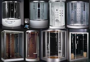 Преимущества душевых кабинок в многообразии форм и размеров