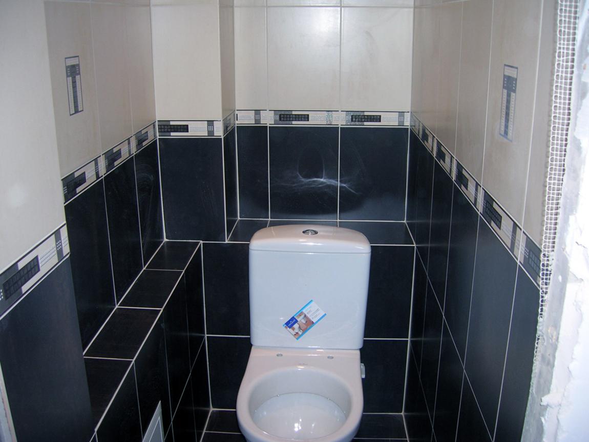 Как сделать ремонт в туалете своими руками недорого