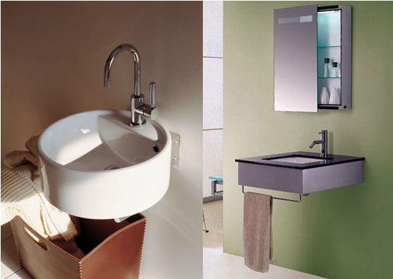 Разнообразие форм и размеров раковин позволяет без проблем создать идеальный интерьер комнаты