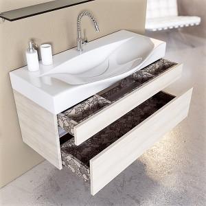 Производители предлагают широкий выбор тумб в ванную комнату, благодаря этому Вы создадите неповторимый интерьер