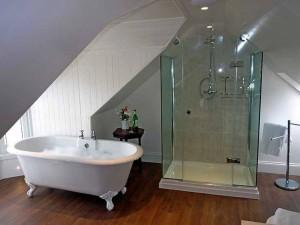 Варианты выбора ванной и душевой
