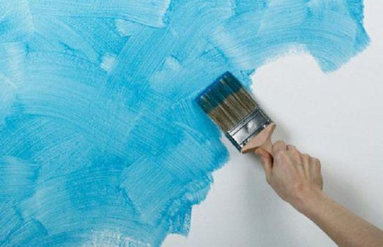 Подготовка стены к покраске - один из важных этапов