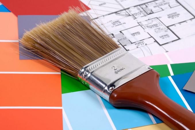 Ремонтные работы предполагают планирование и заранее просчитанный расход краски сможет сэкономить не только деньги но и время