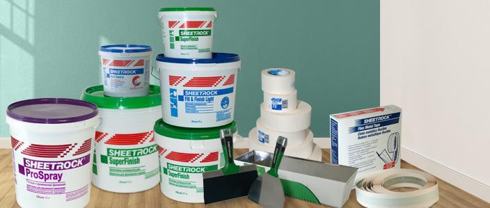 Готовые смеси для шпатлевки удобны в применении и обеспечивают хороший результат после нанесения