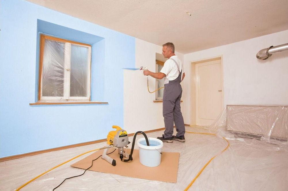Водоэмульсионные краски являются одними из самых востребованных на рынке лакокрасочных материалов