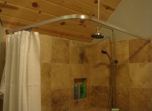 Пример угловой конструкции в своем доме