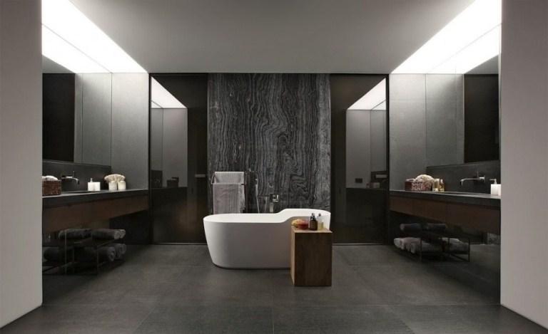 100 лучших идей дизайна ванной комнаты: модный и современный подход к оформлению интерьера, актуальны тенденции 2018 года