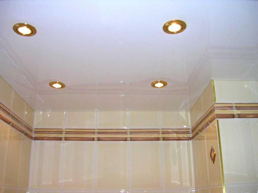отражение нижней части помещения