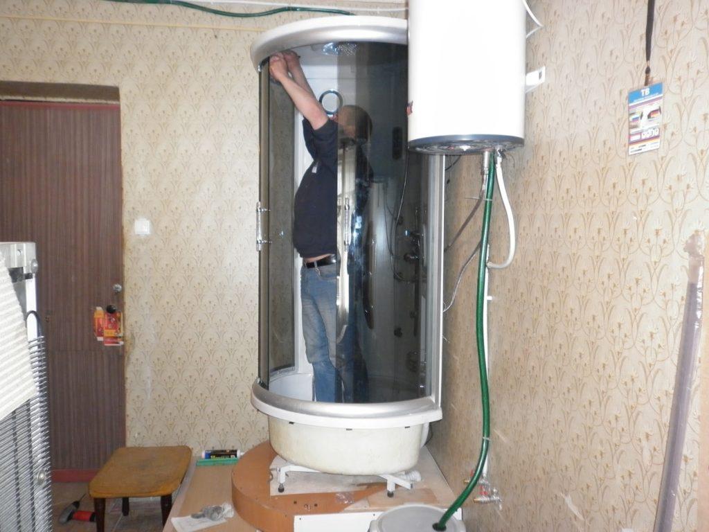 Резервуар-накопитель для нагнетания давления устанавливается, если напор воды слишком низкий