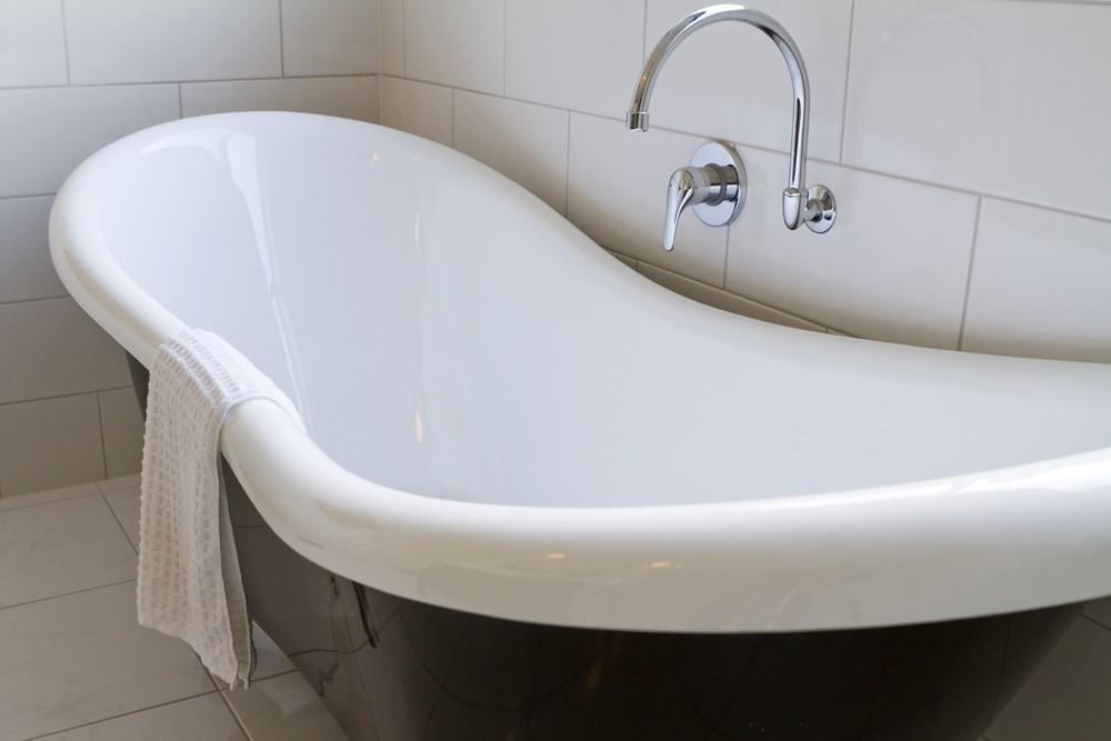 Белоснежная ванна – это реально.