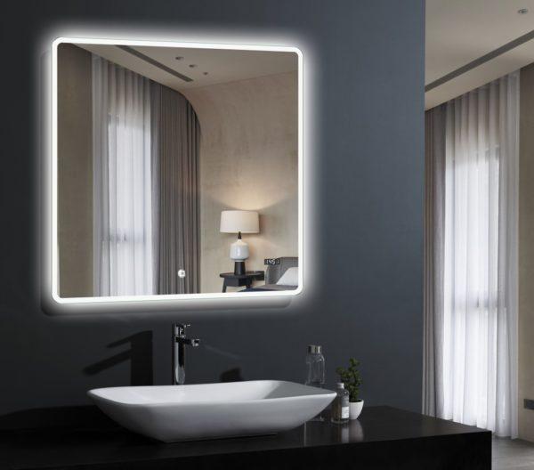 Какое выбрать освещение в ванной - правильное расположение светильников